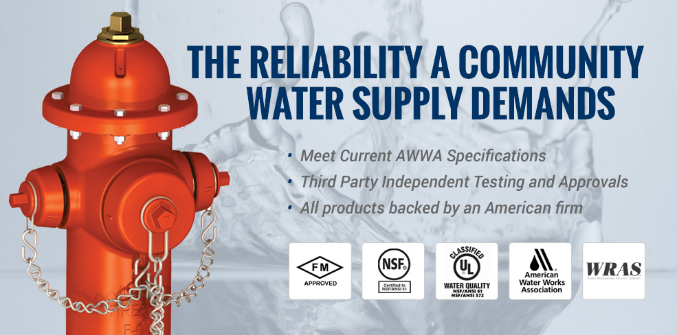 The Reliability a Community Water Supply Demands