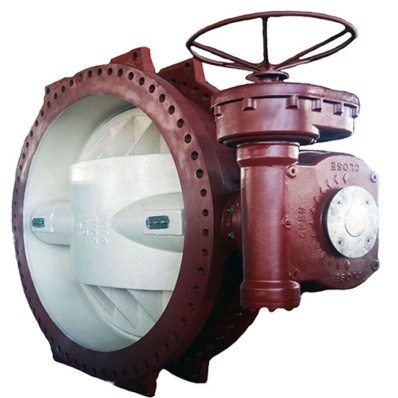Butterfly Valve, Double Eccentric - AWWA C504 - DI-Model 3975-F - Item # Butterfly Valve, Double Eccentric -AWWA C504 - United Water Products