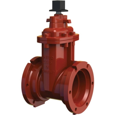 Gate Valve - AWWA C509 - DI - NRS - Model 1010/1510/1310 - Item # Gate Valve C509-Resilient Seat - Water Works - United Water Products