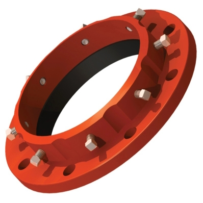 Redi-Flange Adapter - Models RFC-2/RFC-4 - Item # UL Listed Redi-Flange Adapter-Fire Protection - United Water Products