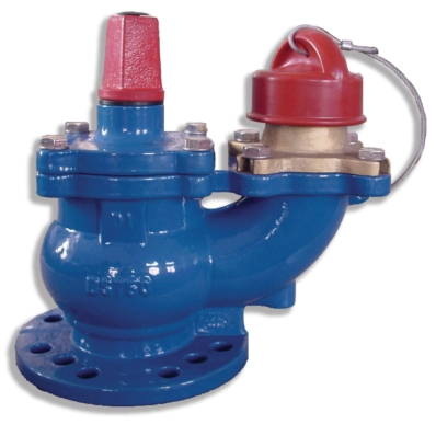 Wet Barrel Fire Hydrant - DN80 - Model BS750 - Item # WRAS Approved Wet Barrel Fire Hydrant - United Water Products